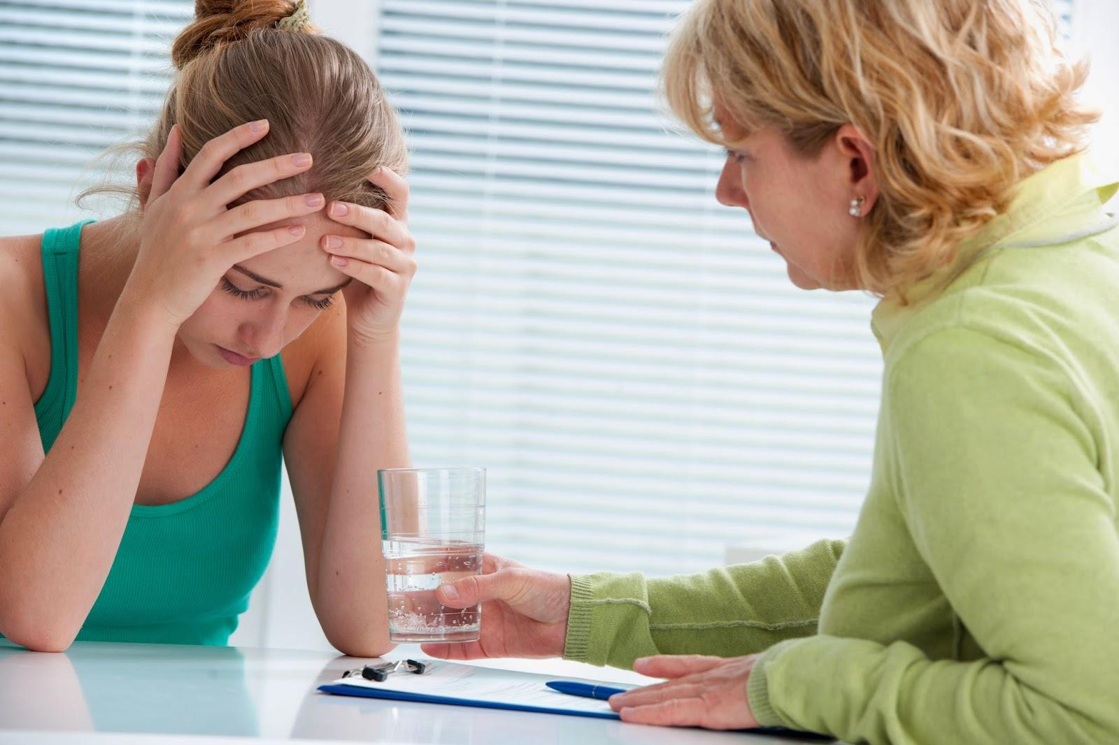 Необходима ли помощь психолога при неврастении?
